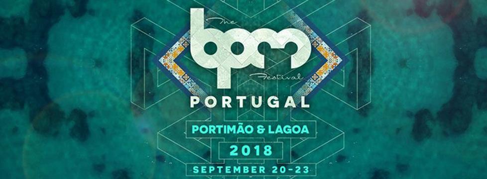 BPM Festival Portogallo