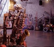 'Musica Automata': la più grande orchestra di robot del mondo.