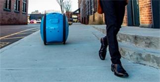 Gita, il trolley robot di Piaggio che ti segue ovunque