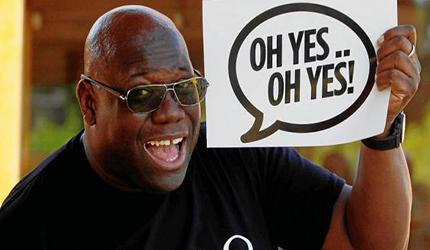 Oh yes… Oh yes! Carl Cox svela i suoi piani per Ibiza 2017