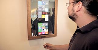 Dirror, lo specchio con Windows 10