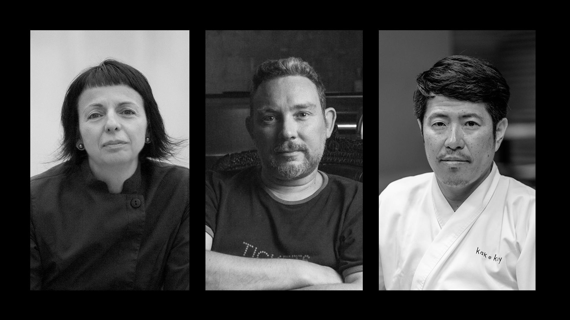 Sónar 2018 presents three Michelin star chefs