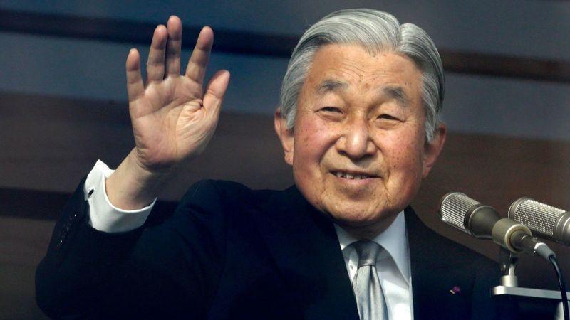 Akihito il primo imperatore ad abdicare in 200 anni di storia