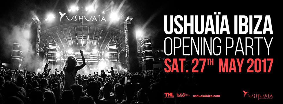 Ushuaia Opening Party Ibiza