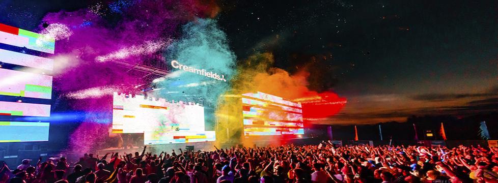 Creamfields 2020 - Daresbury (UK) dal 27 al 30 Agosto