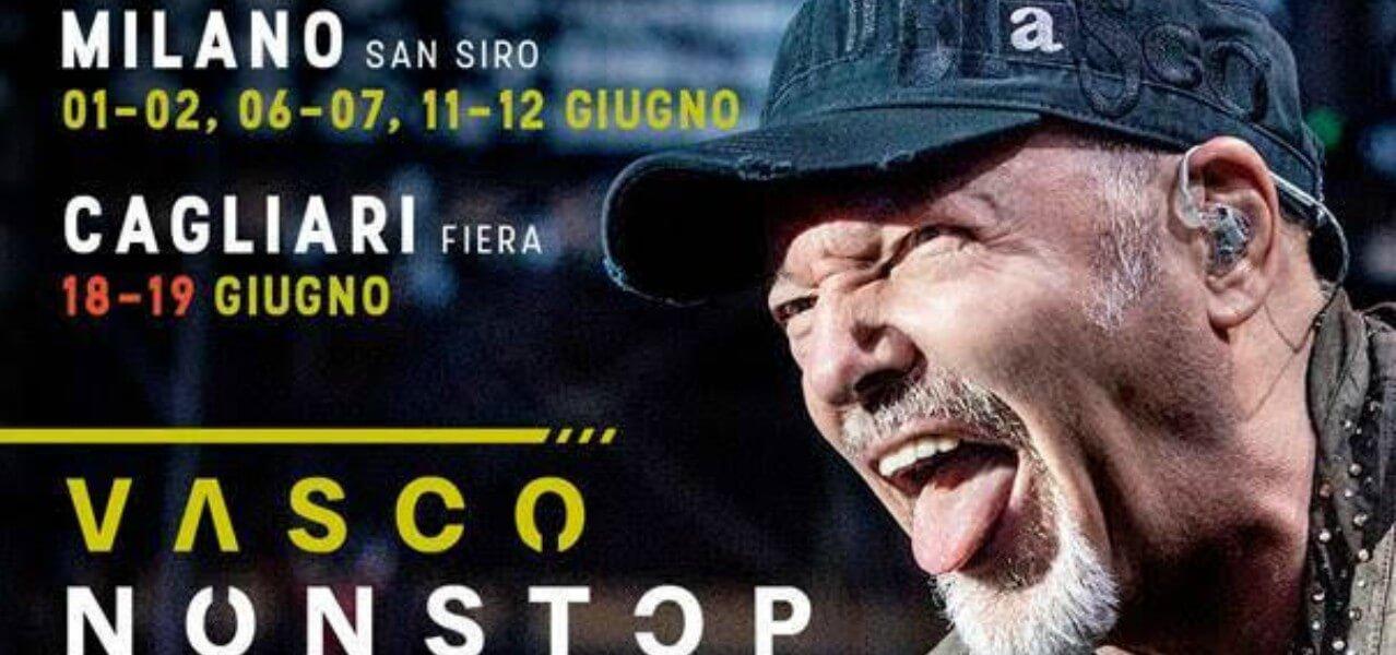 VASCO ROSSI NonStop Live 2019