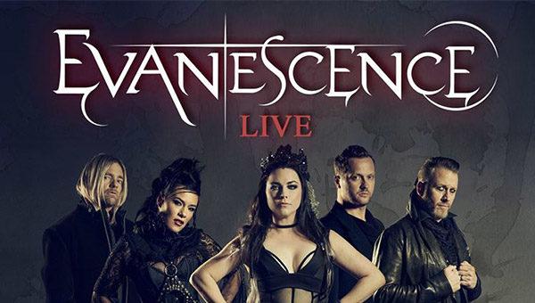 Evanescence 'live'