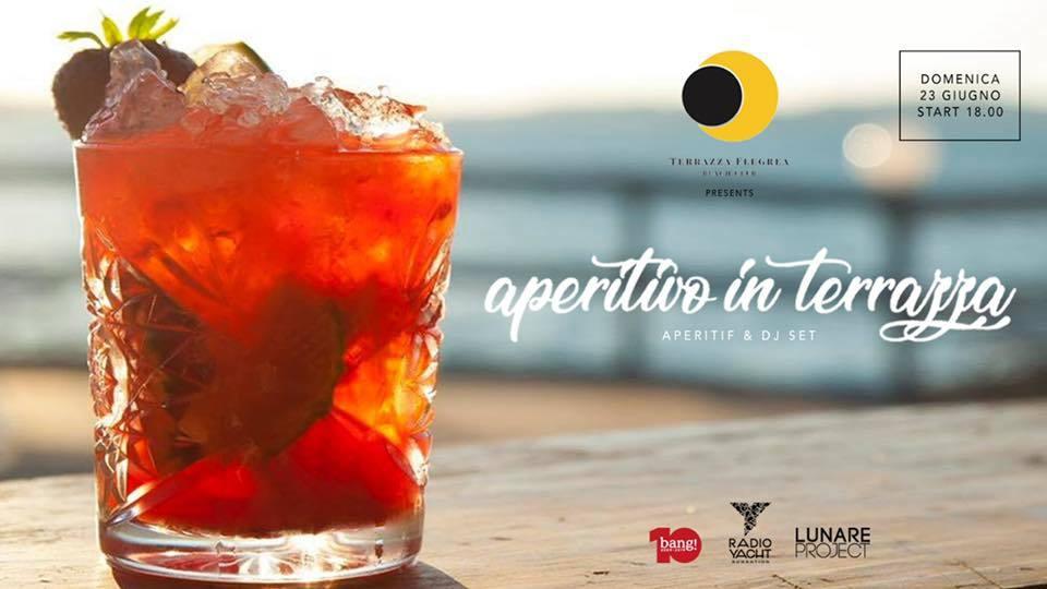 Domenica 23 Giugno Aperitivo In Terrazza Happy Hours